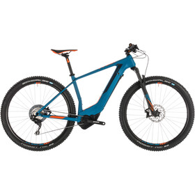 Cube Elite Hybrid C:62 Race 500 blue'n'orange